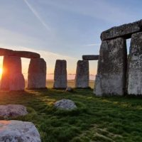 Stonehenge up close and personal