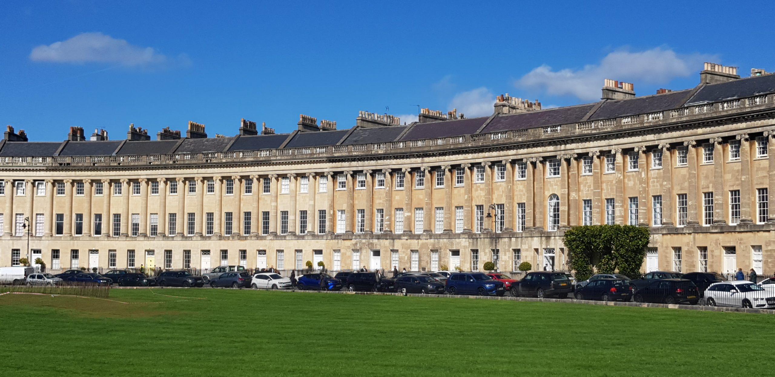 The Royal Crescent, Bath Tour