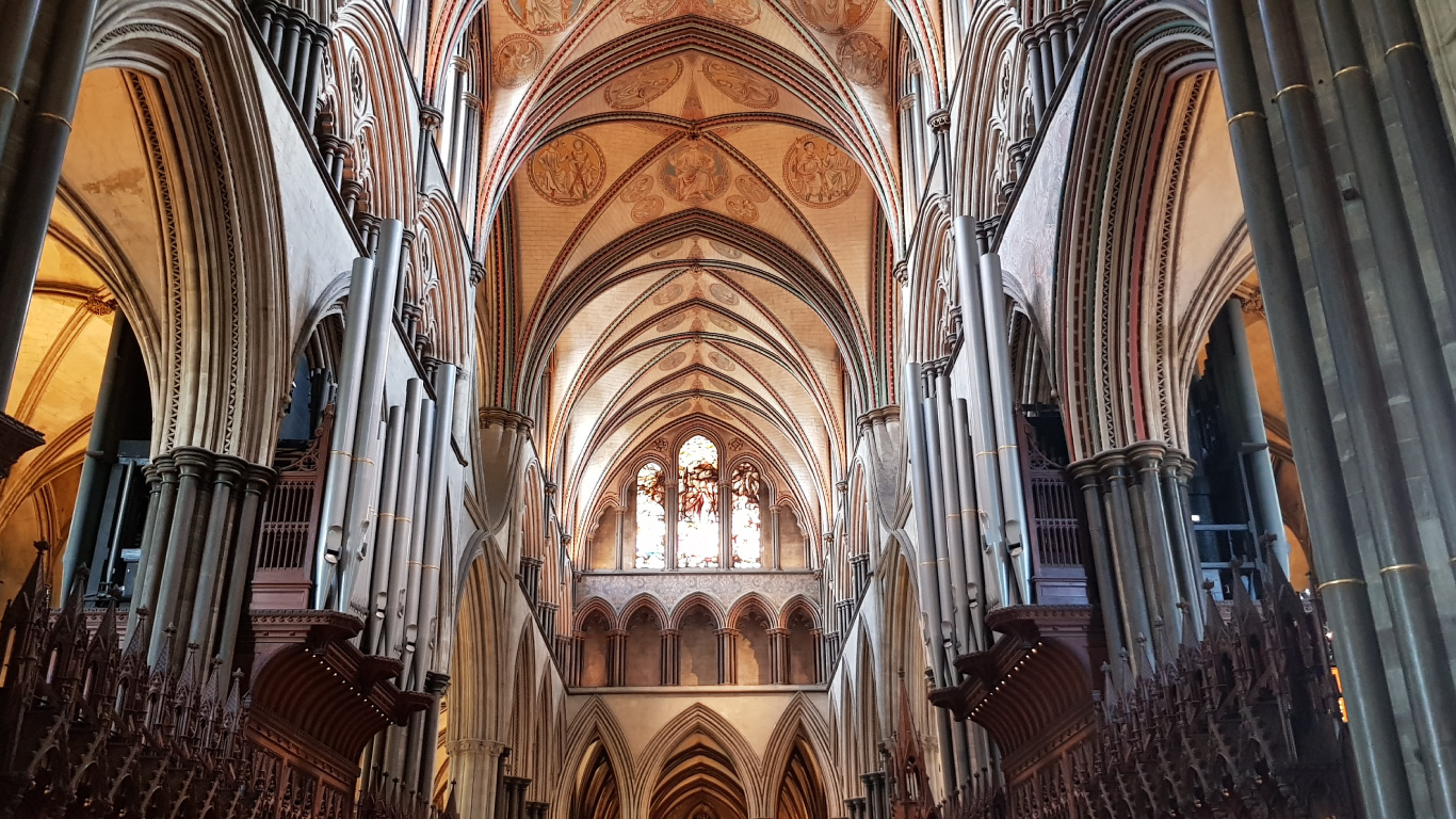 Salisbury Cathedral Trips